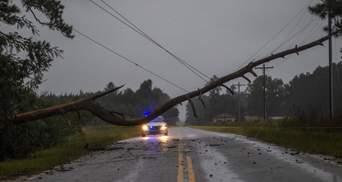 """Ураган """"Флоренс"""" бушует в США: по меньшей мере 5 погибших"""