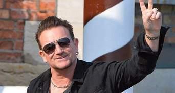 Корупція вбиває більше дітей, ніж СНІД та малярія разом узяті, – Bono виступив на форумі YES