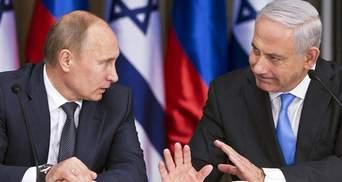Израиль даже после падения российского самолета продолжит удары по Сирии: заявление Нетаньяху
