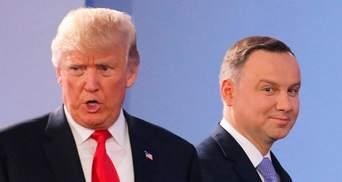 """""""Это не очень хорошая ситуация"""": Трамп прокомментировал катастрофу с российским самолетом Ил-20"""