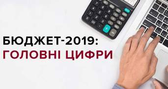 Бюджет-2019: основные цифры