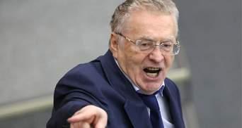 ГПУ откроет дело против скандального Жириновского: известна суть