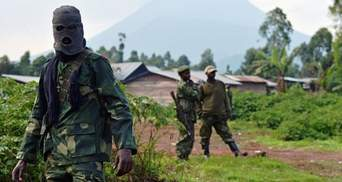 У Конго бойовики напали на місто: десятки загиблих