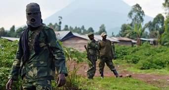 В Конго боевики напали на город: десятки погибших