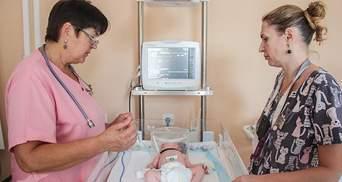 """""""Допоможи мені дихати"""": передчасно народжені малюки потребують допомоги"""