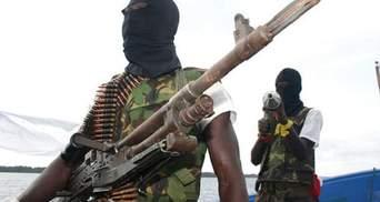 В МЗС підтвердили, що українець потрапив у полон піратів біля Нігерії