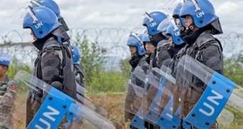 Коли на Донбасі з'являться миротворці ООН: Тука зробив заяву