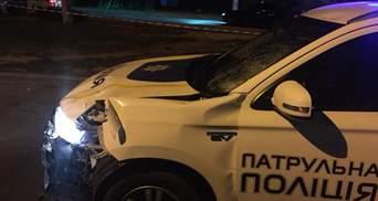 Зникло відео з реєстратора патрульної машини, яка на смерть збила пішохода в Чернівцях