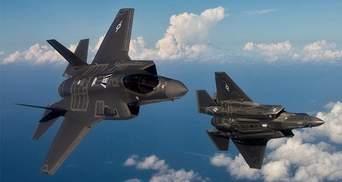 Америка впервые применит F-35 в бою
