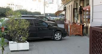 Набув чинності закон про парковку: у скільки обійдеться неправильно припарковане авто
