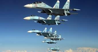 Росія разом з низкою країн проводять масштабні навчання військової авіації