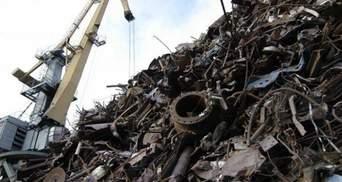 В нарушение санкций украинский металлолом поставляется в Приднестровье