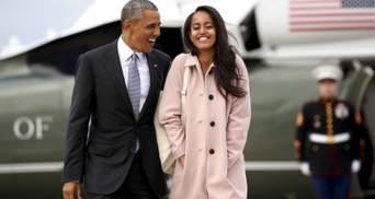 Дочь Обамы снялась в музыкальном клипе: видео