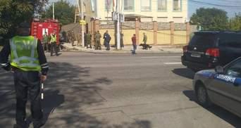 У Донецьку на з'їзді бойовиків прогримів вибух, є постраждалі: фото