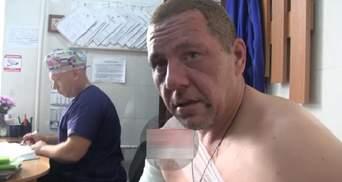 Вибух у Донецьку на з'їзді бойовиків: постраждалий Хакімзянов дав перший коментар