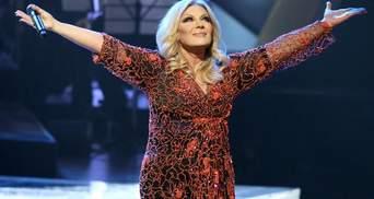 Любительница гастролей в России Повалий сделала неожиданное заявление о возвращении в Украину
