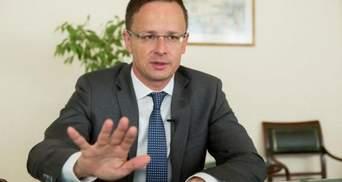 """В Угорщині обурилися через внесення в базу """"Миротворця"""" глави МЗС країни"""