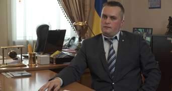 СБУ расследует уголовное дело относительно действий руководителя САП Холодницкого