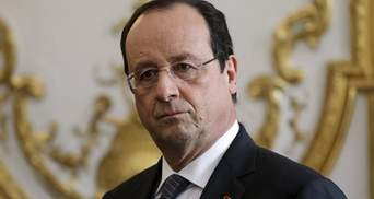 ЕС должен вести диалог с Путиным: Олланд объяснил причину