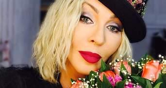 Ирина Билык откровенно призналась, что стала практически лысой