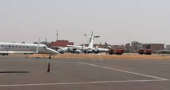 Літаки Антонова зіштовхнулися у Судані