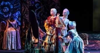 """Опера """"Манон Лєско"""" тріумфально повернулася на сцену Національної опери України"""