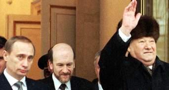 Власть на крови – как Путин после Ельцина президентство принимал