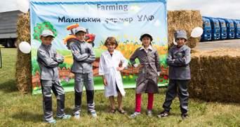 Навчити і працевлаштувати: Ukrlandfarming готує майбутніх аграріїв ще зі школи