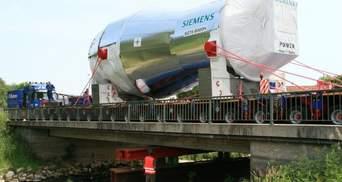 В окупованому Криму приховують аварію із газовими турбінами Siemens: фото