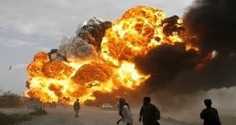 В Конго после аварии взорвалась цистерна с горючим: есть десятки жертв