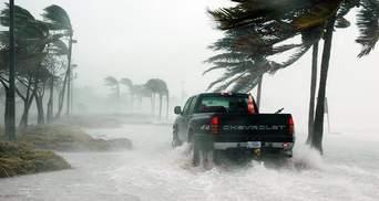 """Шторм """"Майкл"""", який рухається до США, досягнув рівня урагану"""