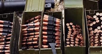 На военных складах на Черниговщине размещены 88 тысяч тонн боеприпасов (исправлено)