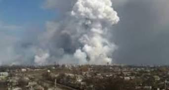 Вибухи на арсеналі поблизу Ічні: майже 19 тисяч людей потребують евакуації