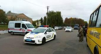Пожежі та мародерство: до поліції через вибухи на Чернігівщині надійшло 37 викликів