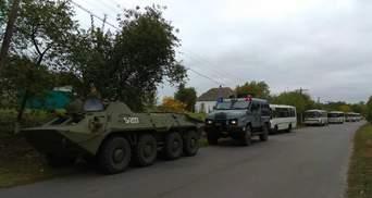 14 сіл на Чернігівщині підлягають евакуації, – Нацполіція