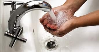 Горячая вода в Киеве появится, когда температура опустится до +8 градусов