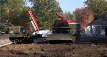 В Ічні спостерігаються поодинокі вибухи, – Міністерство оборони України