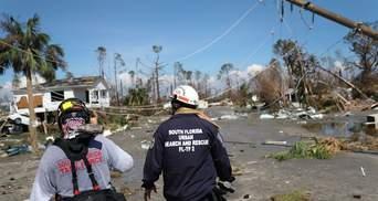 """Ураган """"Майкл"""" в США: кількість загиблих зросла"""