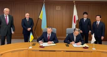 Україна та Японія підписали важливий оборонний документ