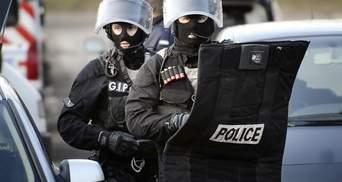Поліція Парижа затримала 23 чеченців