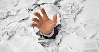 Скільки часу витрачає бізнесмен на бюрократію в Україні: цікаві дані