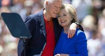 Гілларі Клінтон прокоментувала відносини свого чоловіка з Монікою Левінскі