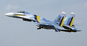 Катастрофа самолета Су-27: в Генштабе подтвердили гибель пилотов