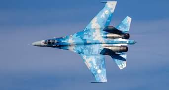 Національність пілотів Су-27, який розбився на Вінниччині: що говорять у Генштабі ЗСУ
