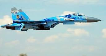 В инцидент с падением самолета Су-27 был привлечен американский военный – ВВС США