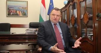 """""""Консул діяв законно"""": посол Угорщини зробив заяву про паспортний скандал на Закарпатті"""