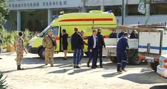 Расстреливали всех, это теракт, – директор колледжа в Керчи