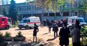"""""""Ребята просто падали, кровь разлеталась"""": студенты колледжа в Керчи рассказали о теракте"""