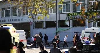 Масове вбивство людей у коледжі в Керчі: з'явилося відео зсередини закладу у момент стрілянини