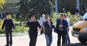 Масовий розстріл людей у Керчі: на місці злочину виявили дві бомби